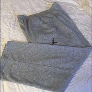 M-XL Jordan brand sweatpants in excellent cond!